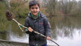 Survival 4 tot 6 jaar stoksperen vecht en kracht stok maken natureluur