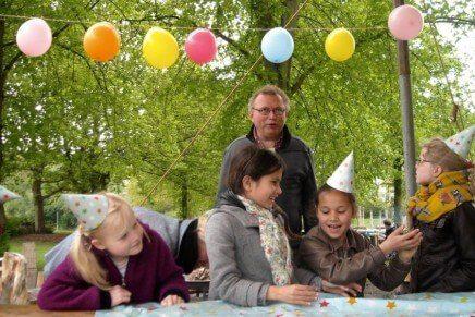 Binnenkort jarig? Boek een stoer feestje en vier je verjaardag in de Natureluur!