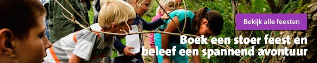 Boek nu een stoer feest in de Natureluur Amsterdam
