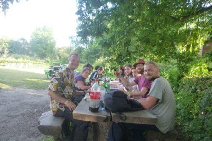 Buurtcamping vrijwilligers bijeenkomst!