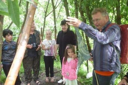 Buurtcamping Sloterpark in de Natureluur