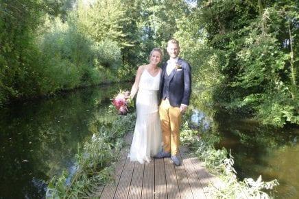 Bruiloft in de Natureluur!