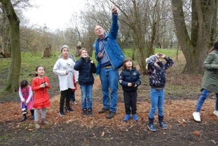 Terugblik geslaagde Krokusvakantie activiteiten week in de Natureluur!