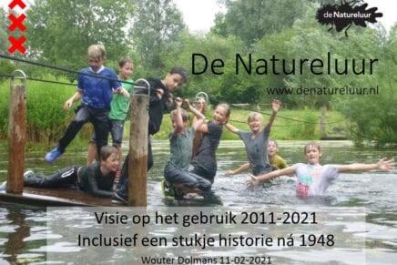 Natureluur 2011-2021 in historisch perspectief